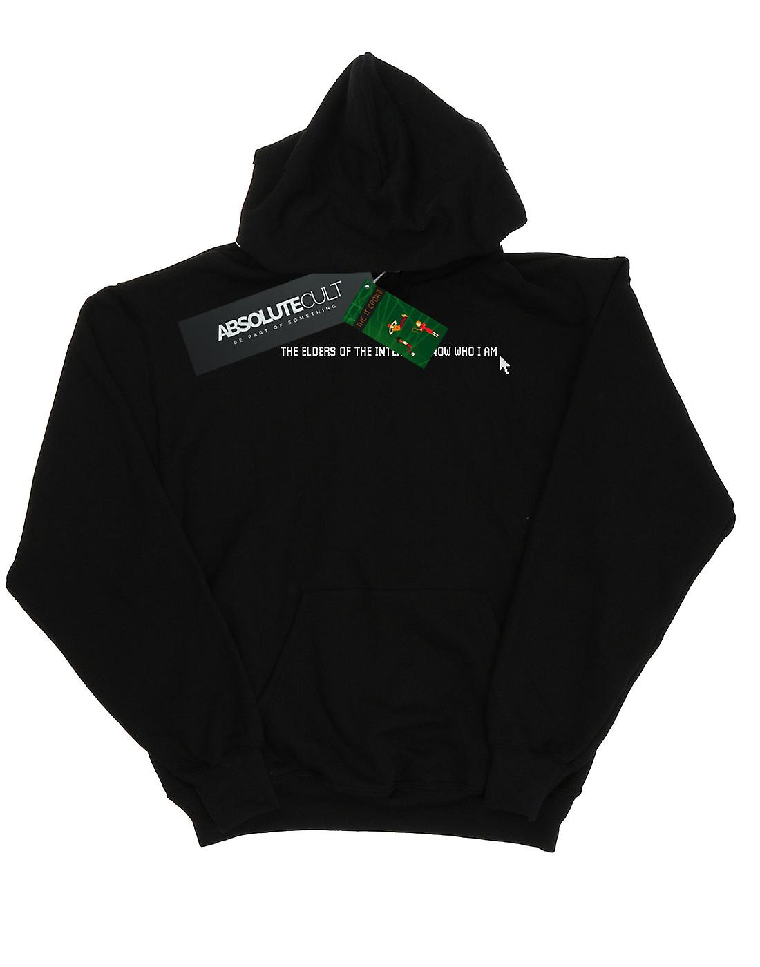 The IT Crowd Boys The Elders Know Hoodie