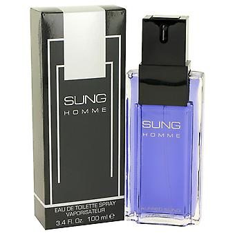 Alfred Sung Cologne by Alfred Sung EDT 100ml