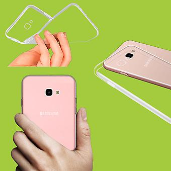 For Samsung Galaxy J6 J600F Silikoncase transparent bag case cover cases new