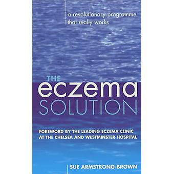 The Eczema Solution by Sue Armstrong-Jones - 9780091882846 Book