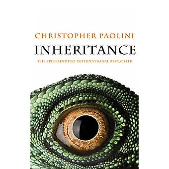 Inheritance by Christopher Paolini - 9780552158626 Book