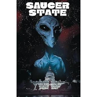 Saucer State - 9781684051274 Book
