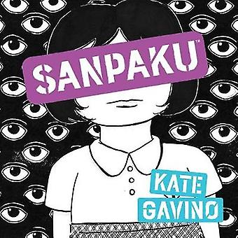 Sanpaku by Kate Gavino - 9781684152100 Book