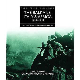 バルカン半島 - イタリアとアフリカ 1914-1918 年 - サラエヴォ国際空港から、Piav に