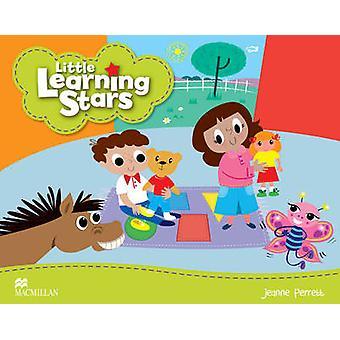 Wenig lernen Sterne Schüler und Mitmachbuch von Jeanne Pe kombiniert