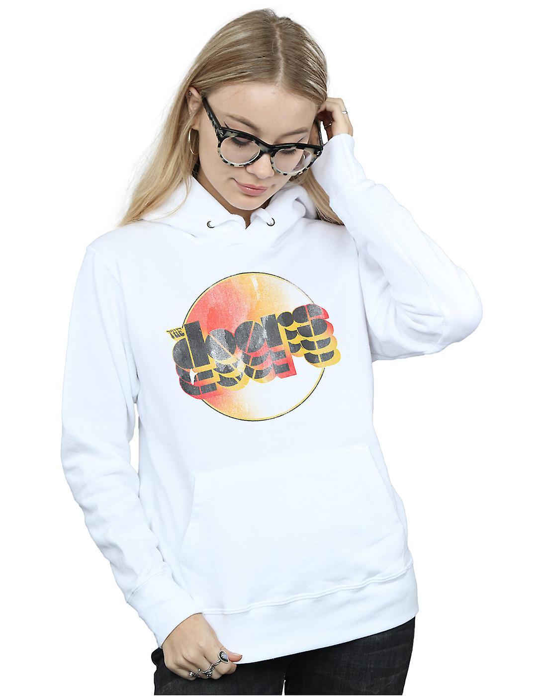 The Doors Women's Sunset Logo Hoodie