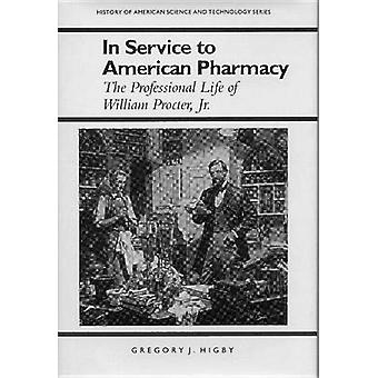 Im Dienst für amerikanische Apotheke - das Berufsleben von William Pro