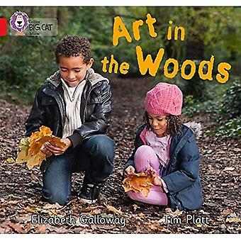 Big Cat Collins - Art dans les bois: bande 02 b/rouge B
