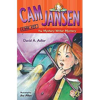 Cam Jansen og Mystery forfatter Mystery