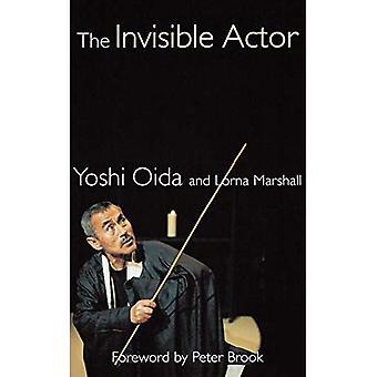 Osynliga skådespelare