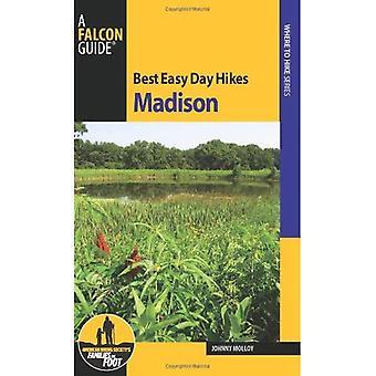 Randonnée d'un jour meilleur facile Madison (série randonnées d'une journée plus facile)