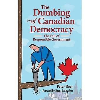 Dumbing da democracia canadense, o