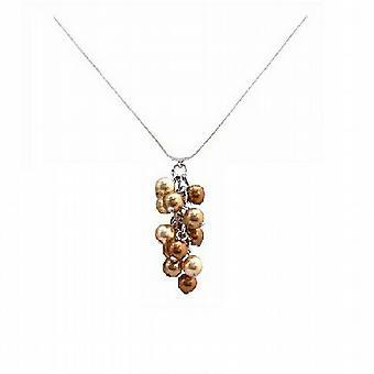 Kupari/Teachers & Golden kaulakorua paras hinta Swarovski helmet korut edullinen Bridemaids lahja