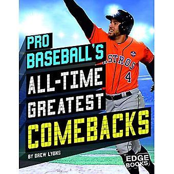 Pro Baseball's All-Time grootste Comebacks (sport Comebacks)
