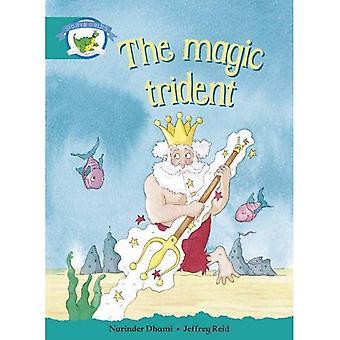 Fase di alfabetizzazione Edition Storyworlds 6, mondo Fantasy, il tridente magico