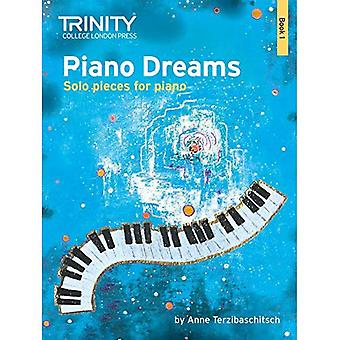Piano drömmar Solo bok 1 (Initial till Grade 2)