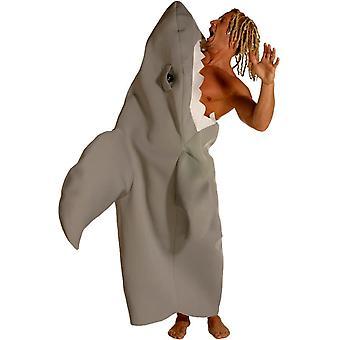 Shark Eating Man Adult Costume