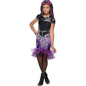 Costume enfant Ever After haute reine corbeau