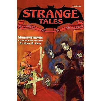 Zellstoff-Klassiker seltsame Geschichten 7. Januar 1933 von Betancourt & John Gregory