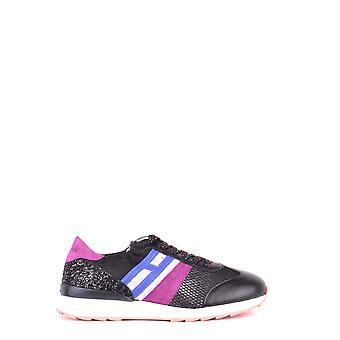 Hogan Hxw2610k960iv0qbo Donne's Sneakers in pelle multicolore