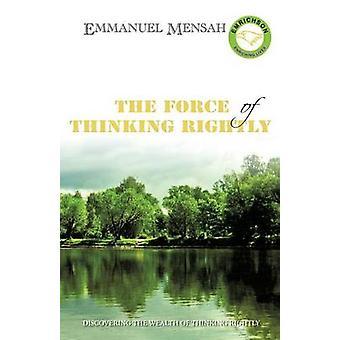 DE kracht van denken terecht door MENSAH & EMMANUEL