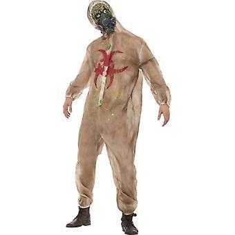 Zombie Biohazard Costume