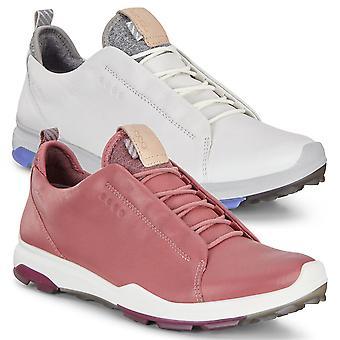 ECCO Womens biom hybrid 3 2,0 vandtæt åndbar læder Golf sko
