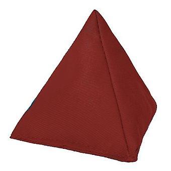Weinwolle Dreieckige Jonglierbean-Tasche für Outdoor-Spiel
