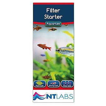 NT Labs Aquarium Filter Starter 100ml