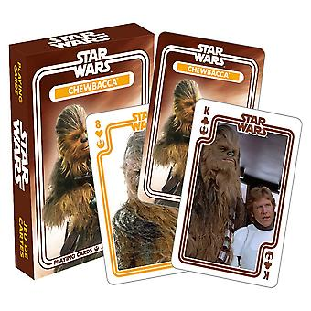 Star Wars Chewbacca Playing Cards