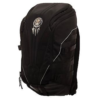 Black Panther Premium Laptop Backpack with Metal Badge