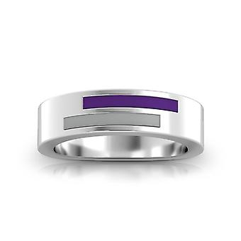 Abilene Christian University ring i sterling sølv design af BIXLER