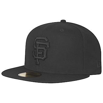 New Era 59Fifty Cap - MLB BLACK San Francisco Giants