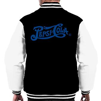 Pepsi Cola 1906 Logo Men's Varsity Jacket