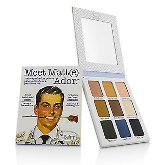 TheBalm Meet Matt(e) Ador Matte Eyeshadow Palette 21.6g/0.756oz