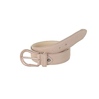 Pikeur Womens Premium Leather Belt - Rose