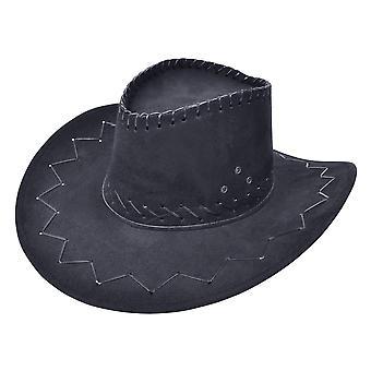 Bristol Novelty Unisex Adultos Cosido Cowboy Sombrero