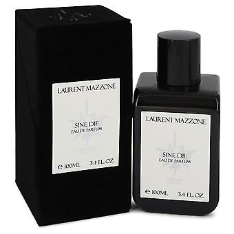 Sine die eau de parfum spray door laurent mazzone 542815 100 ml