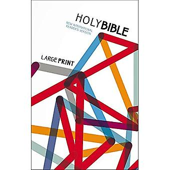NIrV Outreach Large Print Bible for Kids, Paperback