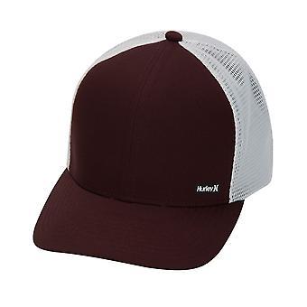 Hurley Men's Snapback Trucker Cap ~ M League black white