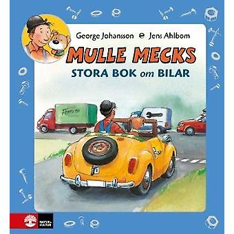 Mulle Mecks Big Book on Cars volume de compilação sobre 9789127156524