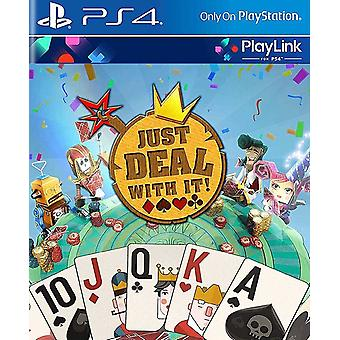 Just Deal With It PS4 Word Game