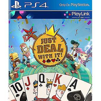 Bare Deal med det PS4 Word-spil