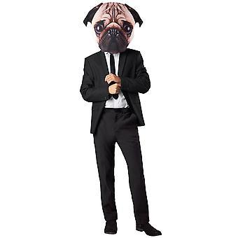 Masque de vie Pugs