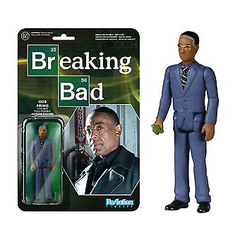 Breaking Bad Gustavo Fring ReAction Figure
