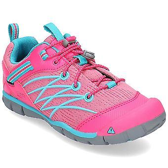 Keen Chandler Cnx 1020653 trekking zapatos para niños de verano