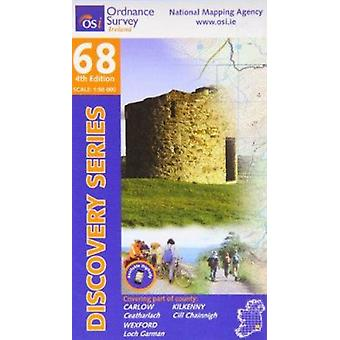 Carlow - Kilkenny - Wexford (4th Revised edition) by Ordnance Survey