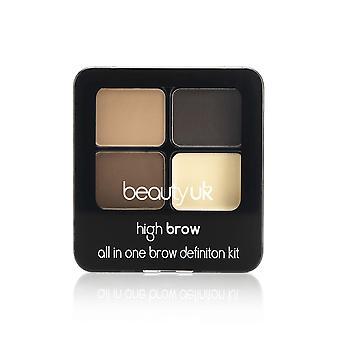 Beauty UK wenkbrauw Kit