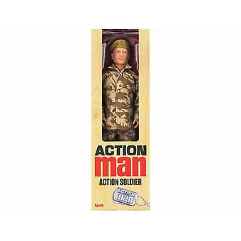Action Man Soldier Figur