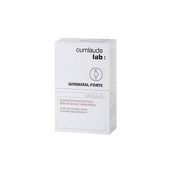 Cumlaude Ginenatal Forte 30 Tablets